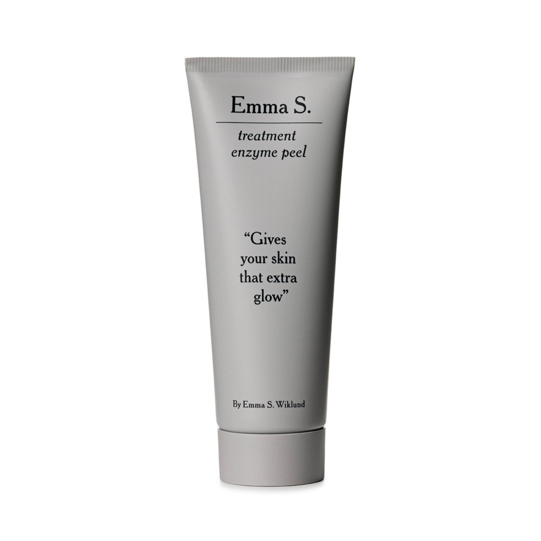 emma s enzyme peel recension