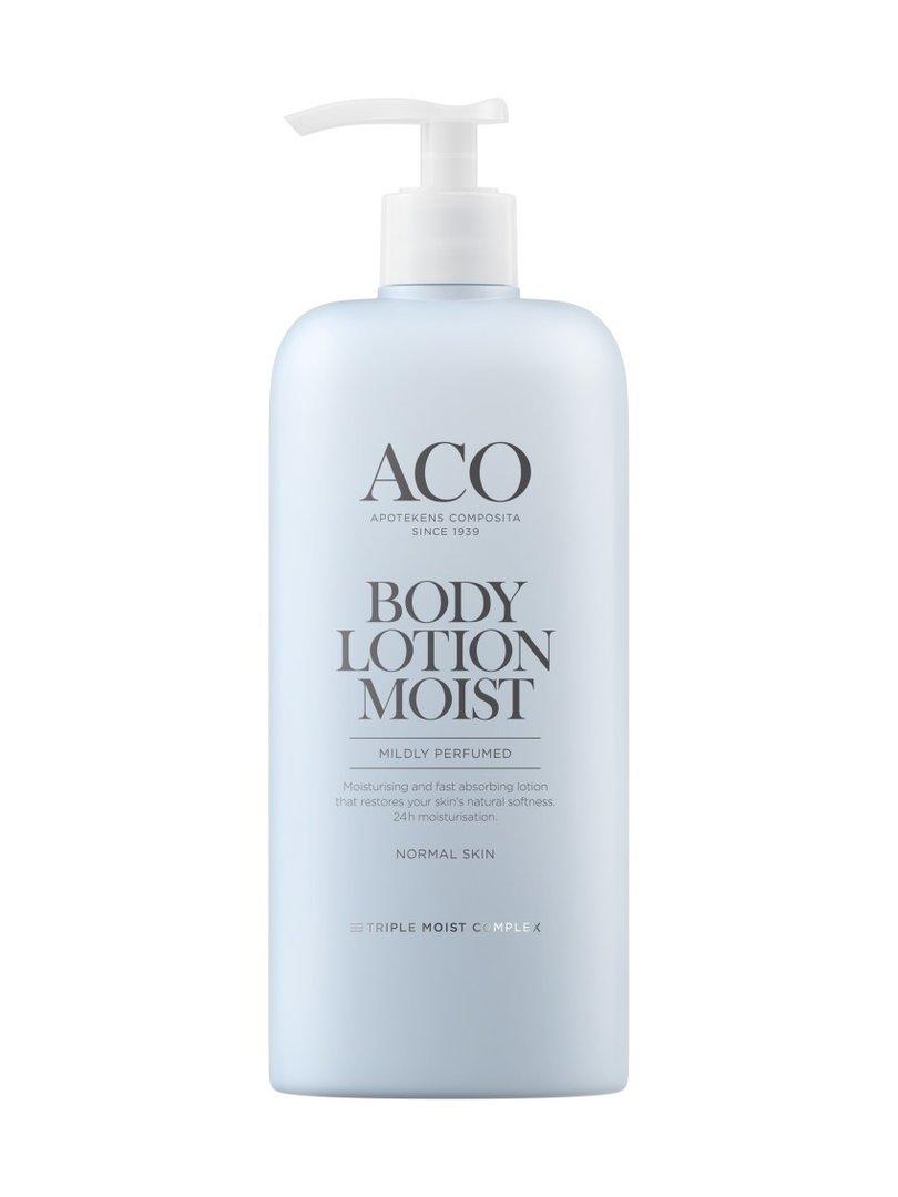 aco body cream moist